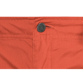 Lundhags Makke Pantalones Hombre, red/dark red